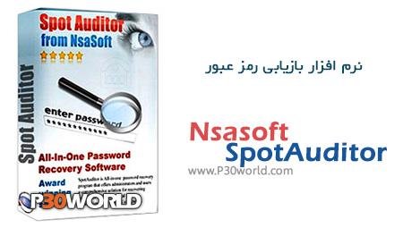 دانلود Nsasoft SpotAuditor 4.6.3 - نرم افزار بازیابی پسورد