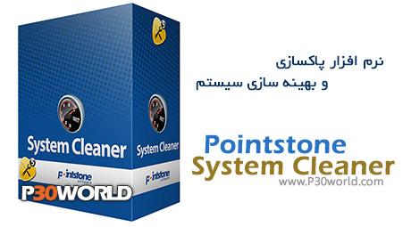 دانلود Pointstone System Cleaner 7.3.4.300 – نرم افزار پاکسازی و بهینه سازی سیستم