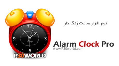 دانلود Alarm Clock Pro 9.5.4 - نرم افزار ساعت زنگ دار