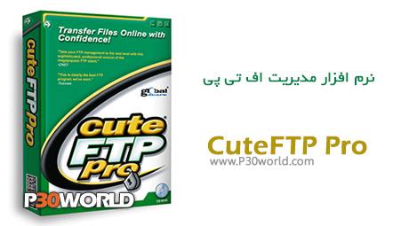 دانلود CuteFTP Pro 9.0.0.0063 – نرم افزار ارتباط با پروتکل اف تی پی