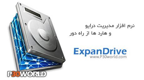دانلود ExpanDrive 3.0.3035 - نرم افزار دسترسی به هارد دیسک از طریق اینترنت