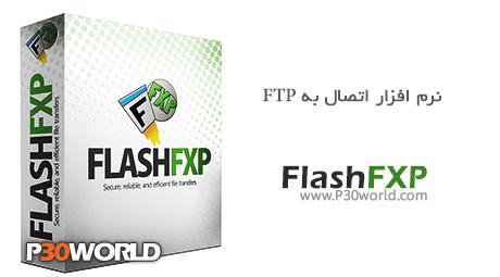 دانلود FlashFXP 4.4.3 Build 2035 Final – نرم افزار اف تی پی