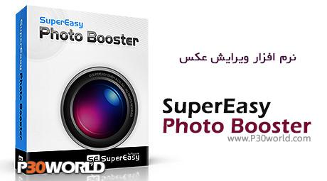 دانلود SuperEasy Photo Booster 1.1.2131 - نرم افزار بهینه سازی و بهبود تصاویر
