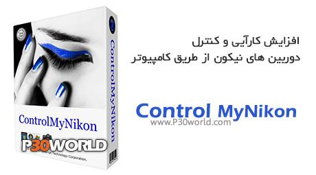 دانلود ControlMyNikon 4.1.0.21 - نرم افزار کنترل دوربین نیکون توسط کامپیوتر