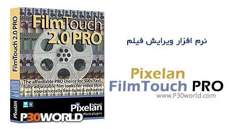 دانلود Pixelan FilmTouch PRO 2.0 - نرم افزار ویرایش فیلم