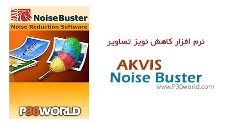AKVIS Noise Buster 9.0 - نرم افزار کاهش نویز در تصاویر