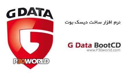 دانلود G Data BootCD 2014 - دیسک بوت و نجات آنتی ویروس جی دیتا