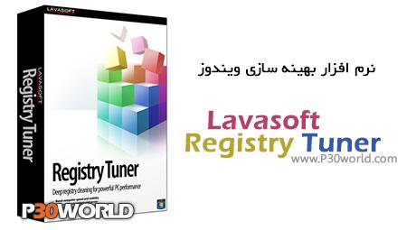 دانلود Lavasoft Registry Tuner 2.0.1 - نرم افزار بهینه سازی ویندوز