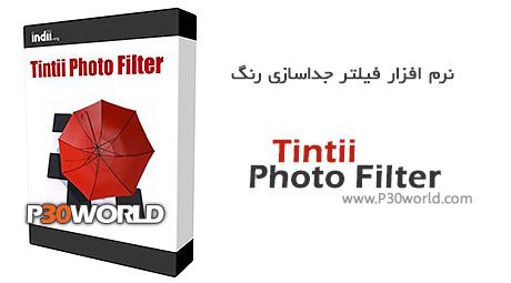 دانلود Tintii Photo Filter v2.8 - فیلتر جداسازی رنگ در فتوشاپ