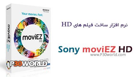 دانلود Sony moviEZ HD 1.0 - نرم افزار ساخت فیلم های HD